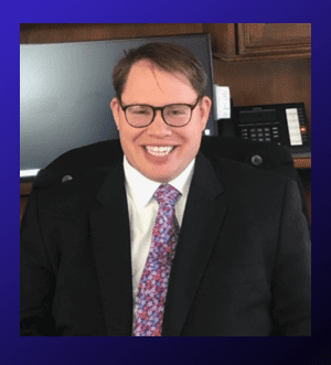 Austin M, Attorney of Clearwater Law Group Tricities WA